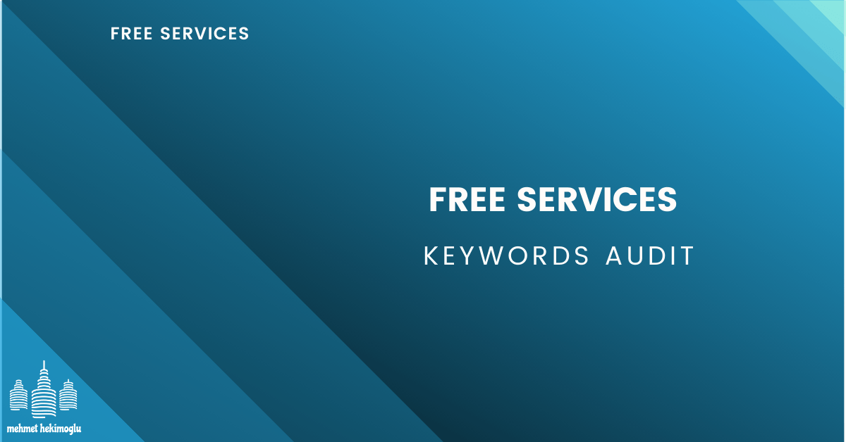 KEYWORDS AUDIT