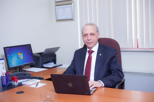 GAÜN Rektör Adayı Prof. Dr. Mehmet Koruk Basın Toplantısı Metni