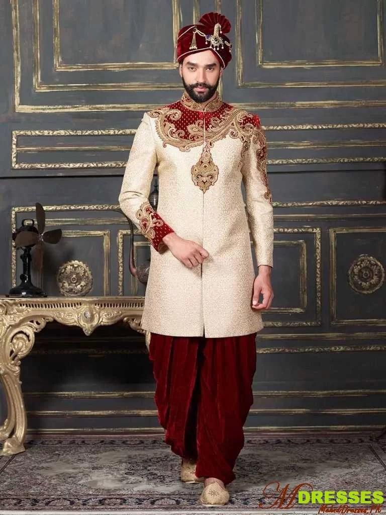 Latest Sherwani Designs in Pakistan for Men Wedding ...