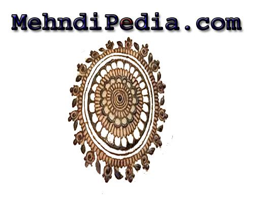 step by step mehndi desings simple