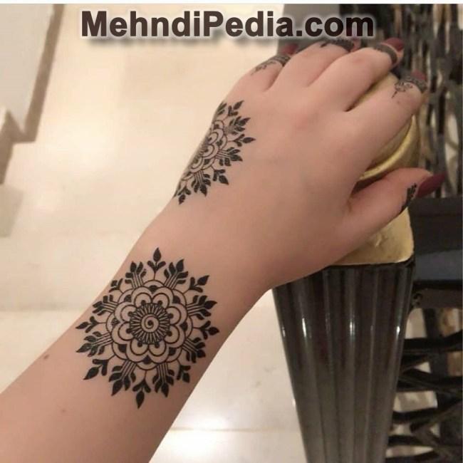 Arabic Bridal Mehndi Designs For Full Hands Mehndi Pedia