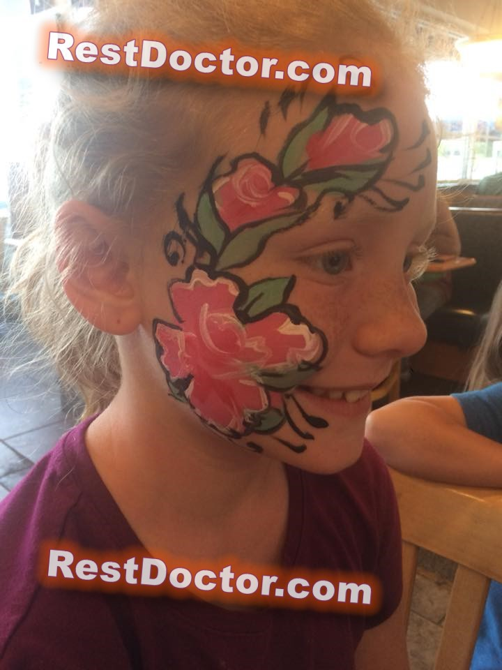 face painting ideas for girls