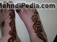 both foot amazing mehndi designs