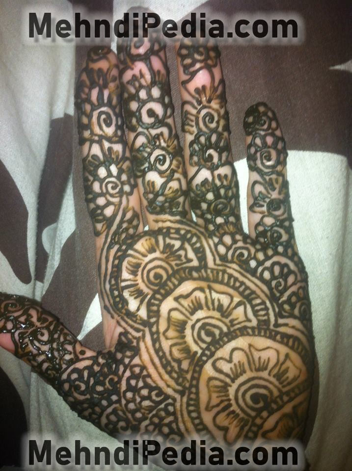 simple henna designs for beginners