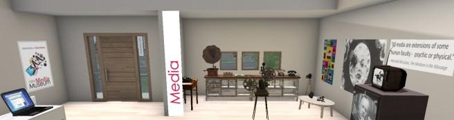 New Media Museum snap