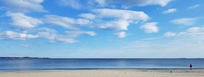November Great Beach Views