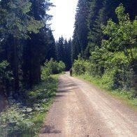 Abstieg nach Achenkirch