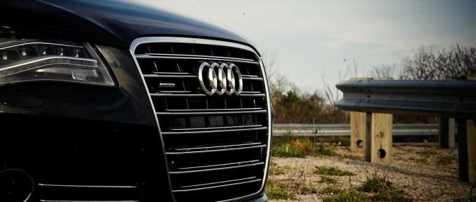Audi Kühlergrill