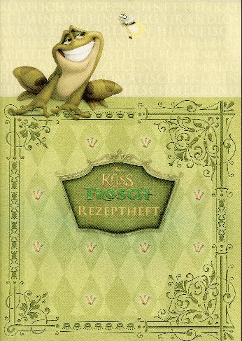 Küss den Frosch Rezepte