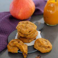 Kürbis-Cookies