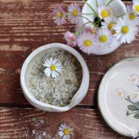 Gänseblümchen-Salz