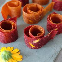 Fruchtleder (aus dem Backofen)