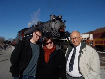 Chris, Lise, John