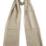Mehrunnisa Handcrafted Pure Cashmere Pashmina Wool Muffler Scarf Wrap Unisex Gar2077 Mehrunnisa