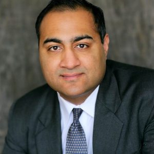 Image of Aanand Mehtani, one of the Firm's Senior Partners and employment lawyers