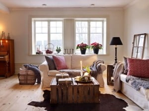 Modern evlerde yeni trend natürellik