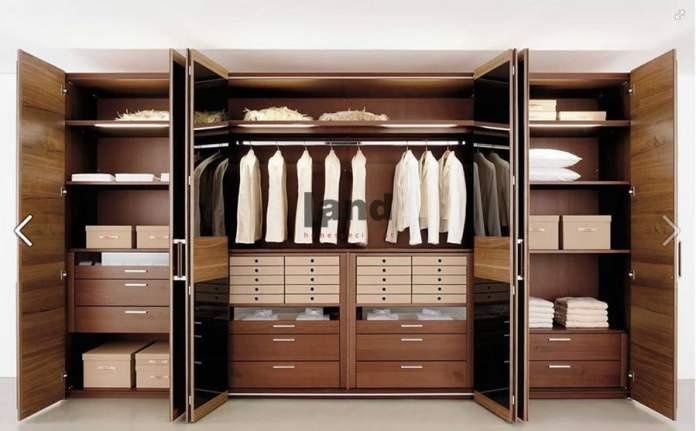 Yatak Odanızı Mükemmel Gösteren Raylı Dolaplar