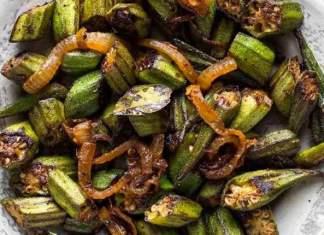 Izgara bamya nasıl yapılır hem pratik hem de lezzetli!