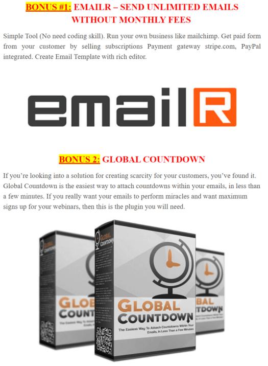 email-bonus