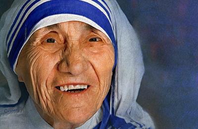 マザー・テレサの名言