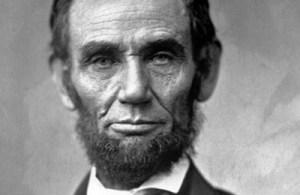 リンカーンの名言