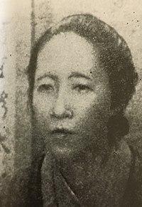 西郷糸子(岩山糸)