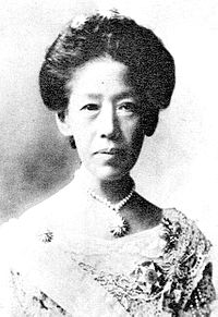 伊藤梅子_伊藤博文の妻