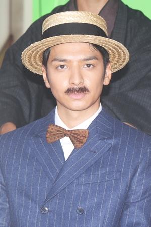 いだてんの三島弥彦役は生田斗真