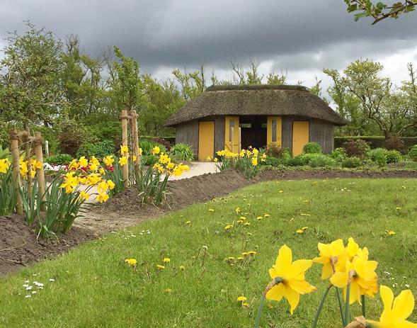 Gartenhaus in Seebüll
