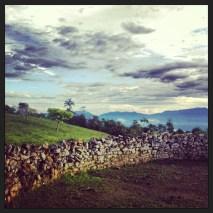 Pamashto stone circle