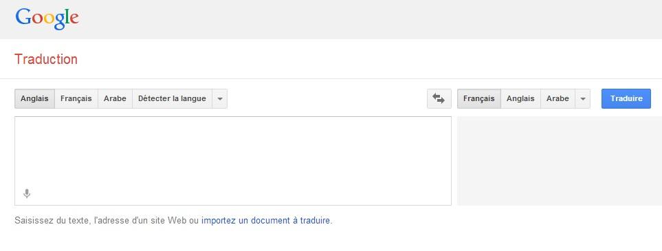Traducteur De Texte Francais Anglais En Ligne Et Gratuit