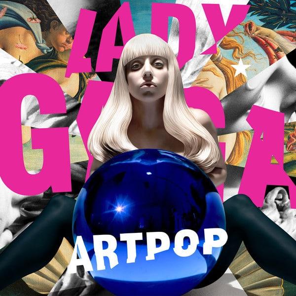 Meilleurs Albums de Lady Gaga - Art Pop