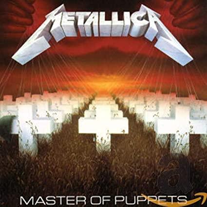Meilleurs Albums de Metallica - Master Of Puppets