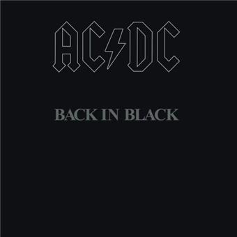 Back In Black est LE Meilleur album de ACDC, tout simplement