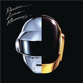 2ème meilleur album de Daft Punk dans notre classement