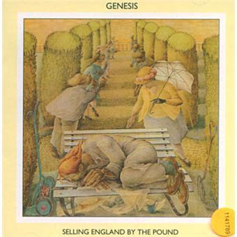Selling England by the pound est LE Meilleur album de Genesis