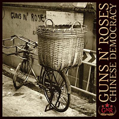 En bas de notre classement des meilleurs albums des Guns N' Roses