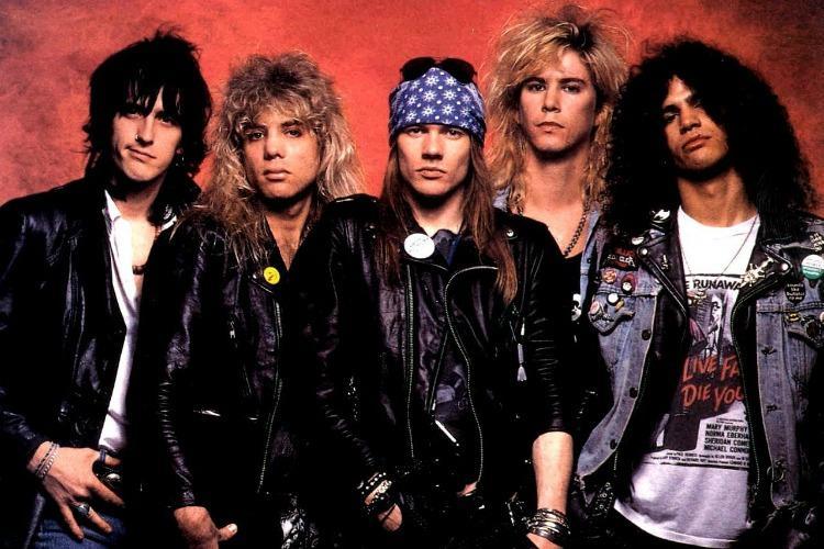 Découvrez notre classement des meilleurs albums des Guns N' Roses