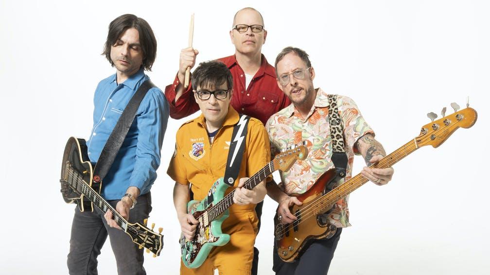 Découvrez le classement des meilleurs albums de Weezer