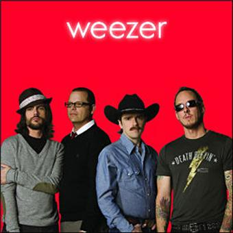 En bas du classement des meilleurs albums de Weezer