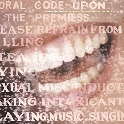 Bienvenue sur le podium des meilleurs albums de Alanis Morissette