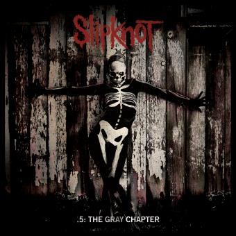 en bas de notre classement des meilleurs albums de Slipknot