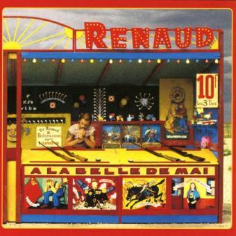 On retrouve A la belle de Mai en bas de notre classement des meilleurs albums de Renaud