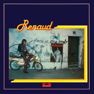 Bienvenue sur le podium des meilleurs albums de Renaud