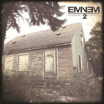 Marshall Matters 2 - Eminem - top 10