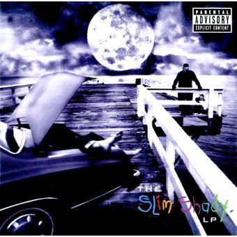 Bienvenue sur le podium des meilleurs albums d'Eminem