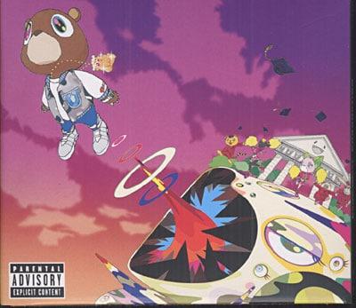 Bienvenue sur le podium des meilleurs albums de Kanye West
