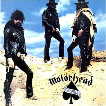 On place Ace Of Spades au pied du top 10 des meilleurs albums de métal de tous les temps