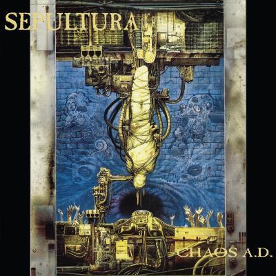 Sepultura est un de splus grand groupes de métal de tous les temps