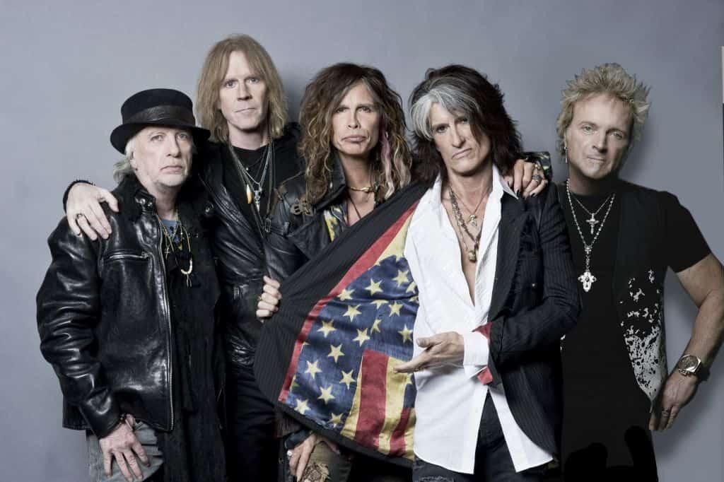 Découvrez notre top 10 des meilleurs albums d'Aerosmith